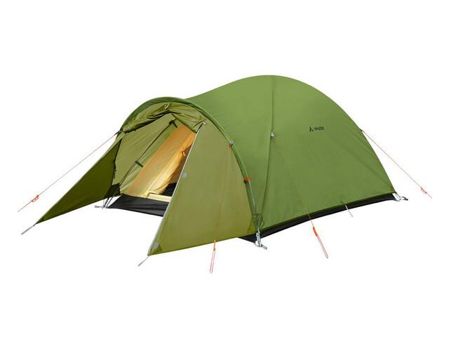 VAUDE Campo Compact XT 2P tent groen